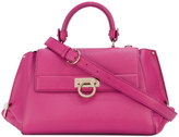 Salvatore Ferragamo small tote - women - Calf Leather - One Size