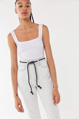 Urban Outfitters Nori Square Neck Tank Top