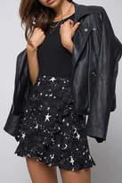 Motel Miza Star Skirt