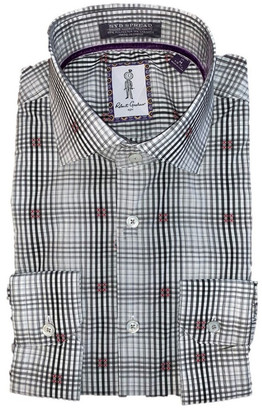 Robert Graham Men's Altham Graphic Dress Shirt