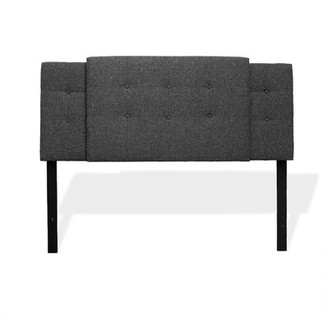 "Wrought Studioâ""¢ Wade Tufted Expandable Upholstered Panel Headboard Wrought Studioa"