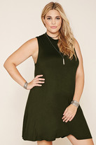 Forever 21 FOREVER 21+ Plus Size Trapeze Dress