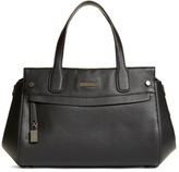 Brooks Brothers Tumbled Calfskin Large Satchel