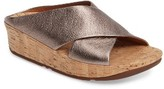FitFlop Women's TM) Kys Backless Platform Wedge
