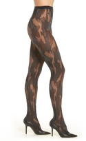 Wolford Women's Metallic Camouflage Tights