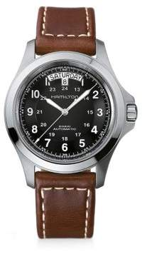 Hamilton Khaki King Automatic Stainless Steel Watch