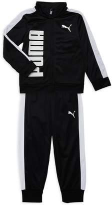 Puma Little Boy's 2-Piece Track Suit