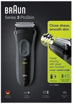 Braun Series 3 3000 Rechargeable Electric Foil Shaver