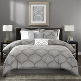 JCPenney Madison Park Vella 7-pc. Jacquard Comforter Set