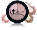 Luxe High Performance Eyeshadow Trio - Pretty in Nudes