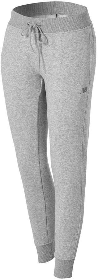 b8cca287 New Balance Womens Volume Fleece Sweatpants