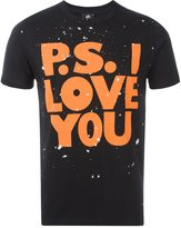 Paul Smith 'P.S. I Love You' T-shirt