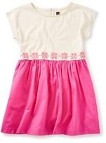 Tea Collection Toddler Girl's Darlinghurst Embroidered Dress