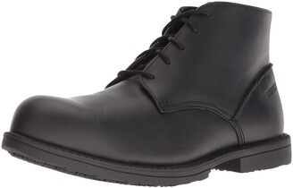 Wolverine Men's Bedford Steel-Toe Chukka SR Industrial Boot