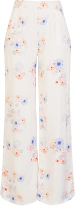 Sophie Cameron Davies Beach Flower Palazzo Trouser