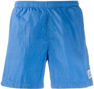 C.P. Company Mesh-Lined Swim Shorts