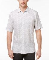 Alfani Men's Dash-Print Shirt, Created for Macy's