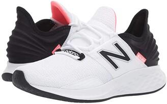 New Balance Fresh Foam Roav (White/Black) Women's Running Shoes