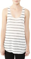 Alternative Meegs Printed Racerback Eco-Jersey Tank Top