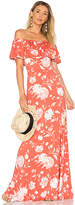 Rachel Pally Reston Maxi Dress in Rose