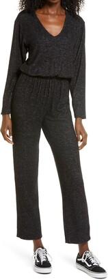 La La Land Creative Co Sweater Knit Jumpsuit