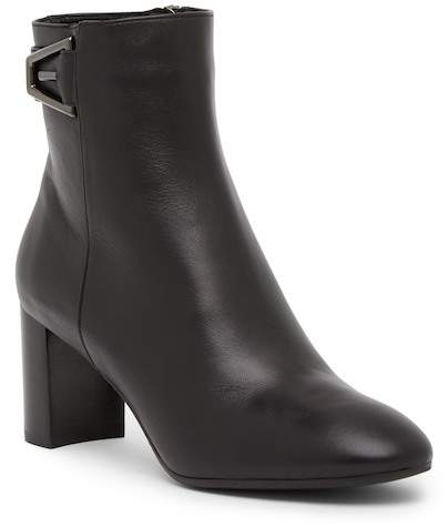 Aquatalia Venezia Weather Leather Ankle Boot