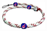 Game Wear Cleveland Indians Frozen Rope Necklace