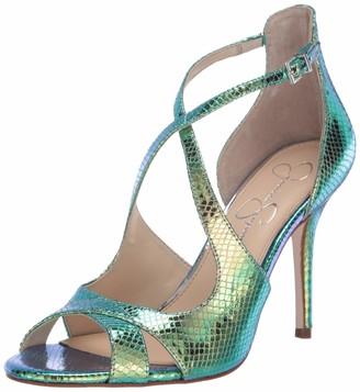 Jessica Simpson Women's Averie Heeled Sandal