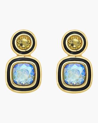Isharya Glitter-on-the-Go Duo Stone Libra Earrings