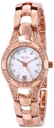 Fossil Relic by Women's Charlotte Quartz Stainless Steel Dress Watch