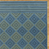 Diamond Weave Braided Jute Rug