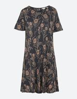 Fat Face Simone Trailing Poppies Dress
