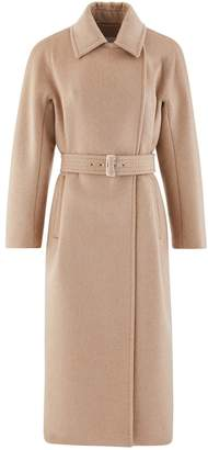 Max Mara Cashmere and camel wool coat
