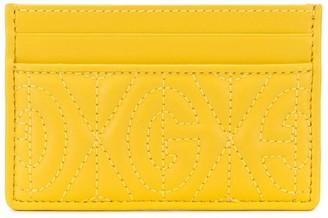 Gucci Stitched Logo Cardholder