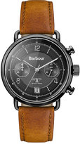 Barbour Men's Ion Plated Strap Watch