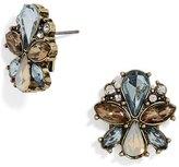 BaubleBar Evanthia Crystal Stud Earrings