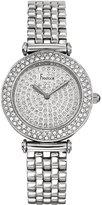 Freelook Women's HA1943M-9 Classic Mini Analog Swarovski Bezel Watch