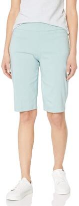 Briggs New York Women's Millennium Pull On Skimmer Short