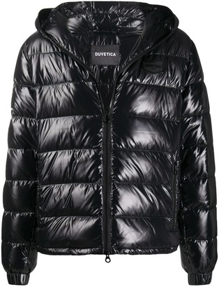 Duvetica Dubhedue hooded down jacket