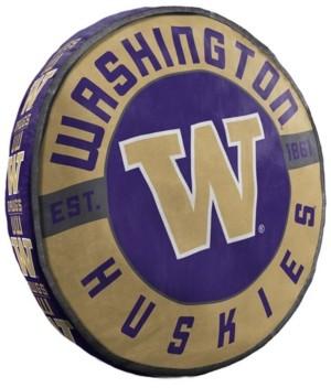 Northwest Company Washington Huskies 15inch Cloud Pillow