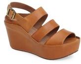 Chocolat Blu Women's Windsor Platform Wedge Sandal