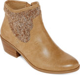 Yuu Pelma Sweater Ankle Booties
