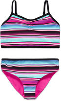 Free Country Reversible 2-pc. Swimsuit - Girls 7-16