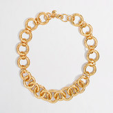 J.Crew Factory Factory gold-plated chain link necklace