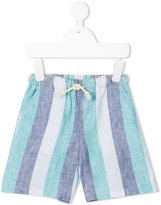 Knot Ocean striped shorts