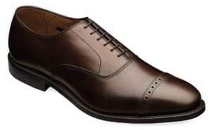 Allen Edmonds Fifth Ave Leather Brogue Oxfords