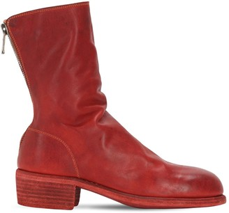 Guidi 1896 40mm 788 Full Grain Leather Boots