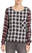 Bella Dahl Button-Back Shirt - 100% Exclusive
