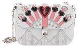 Valentino Spring 2017 Metal Love Blade Crossbody Bag w/ Tags