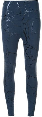 Beyond Yoga New Lost Your MarblesHigh Waisted Midi Legging